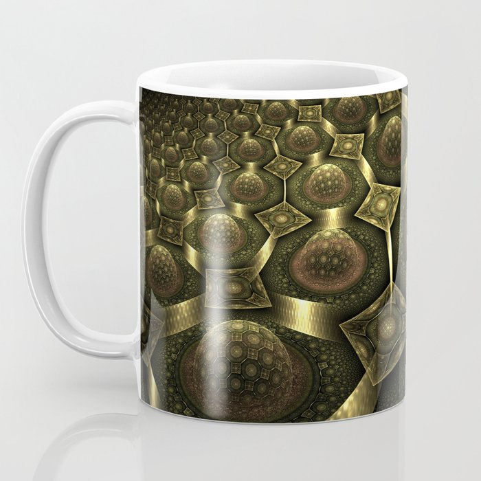 Magnetic fields Coffee Mug