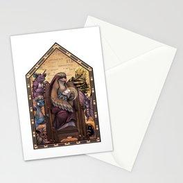 Bird and Savior Stationery Cards