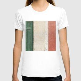 Italian Street Wall T-shirt