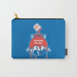 RAINING BLOOD - SLAYER PARODY Carry-All Pouch