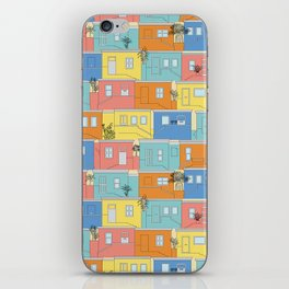 Pastel Bo-Kaap iPhone Skin