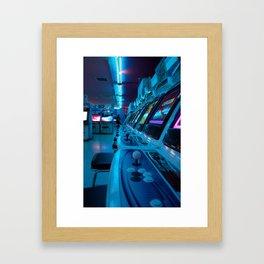 NAMBA, OSAKA Framed Art Print
