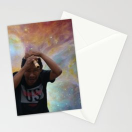 Malacca Galactic Stationery Cards