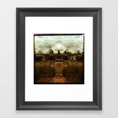 RESONANCE Framed Art Print