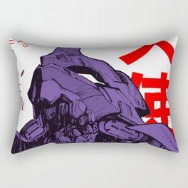 Eva 01 evangelion Rectangular Pillow