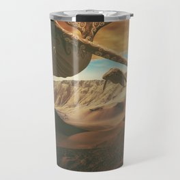 From Mars to Sirius Travel Mug