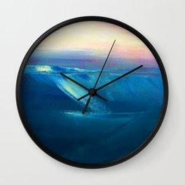 Serenity Dream 2 by Kathy Morton Stanion Wall Clock