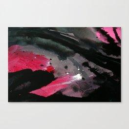Wet paint 2 Canvas Print