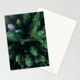 From Afar Stationery Cards