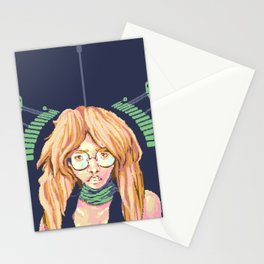 Your Room is Not Your Prison II Stationery Cards