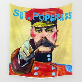 Sgt.Popgrass Wall Tapestry