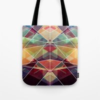 journey Tote Bags featuring Journey by VessDSign
