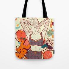 Alma Colorida Tote Bag
