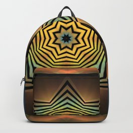 Eight Sides of Zen Backpack