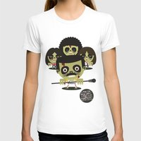 zombies T-shirts featuring queen zombies by danvinci
