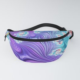 Eclectic Ripples Fanny Pack