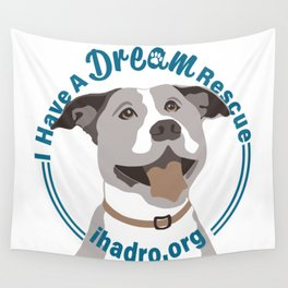 IHADRO.org Wall Tapestry