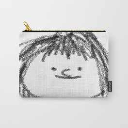 Self Portrait Carry-All Pouch