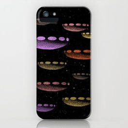 Invasion Force iPhone Case