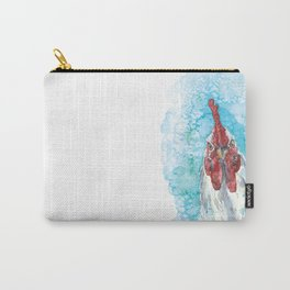Mr Cockeroo Carry-All Pouch