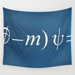 Equation of love Wall Tapestry