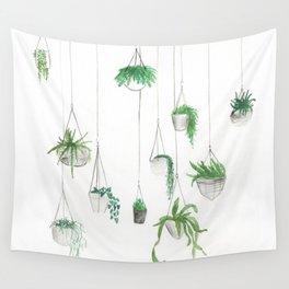 Urban Greenery: Part 1 Wall Tapestry