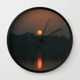 The Rising Star! Wall Clock