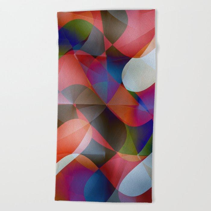 Pattern 2016 / 030  Beach Towel
