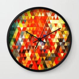 Formula VI Wall Clock