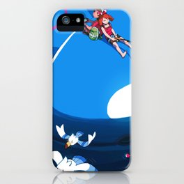 HM03 iPhone Case