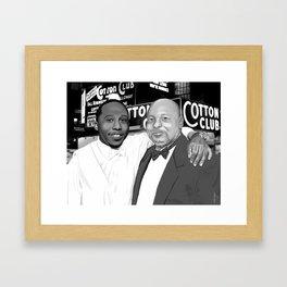 Harlem Nights Framed Art Print
