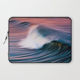 Sunrise Surf HB Pier 9/12/15  (Pk) Laptop Sleeve