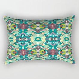 underwater fantasy Rectangular Pillow