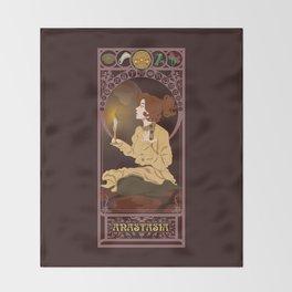 Anastasia Nouveau - Anastasia Throw Blanket