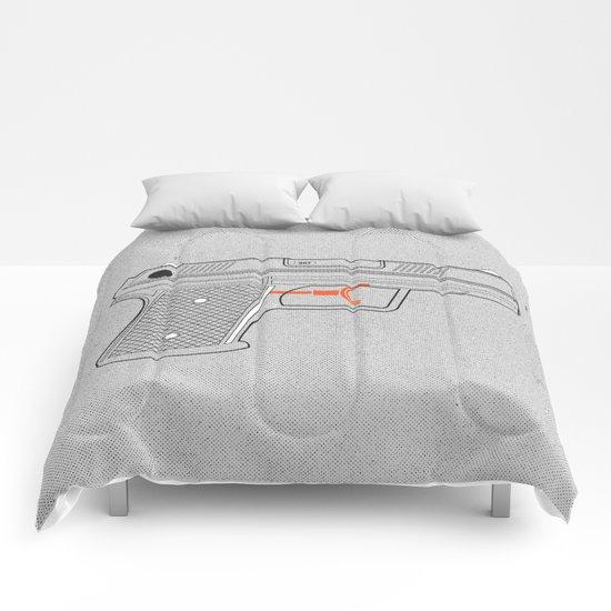 Water Gun Comforters