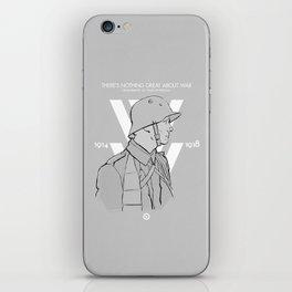 WW1 Centenary iPhone Skin