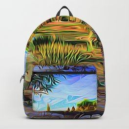 Garden of Riches Backpack