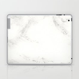 Marble by Hand Laptop & iPad Skin