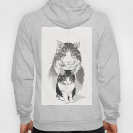 My cat Cloud Hoody