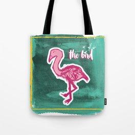 Flippin' the Bird Tote Bag