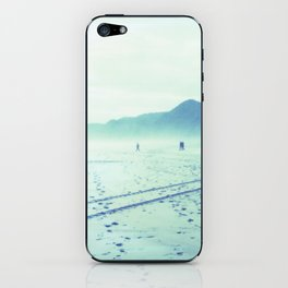 Piha Beach iPhone Skin
