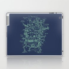 Chateau Ambulant Laptop & iPad Skin