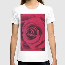 Big Red Rose T-shirt