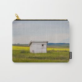 Outhouse, Aurena School, North Dakota Carry-All Pouch