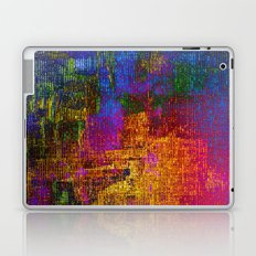 abstract tapestry Laptop & iPad Skin