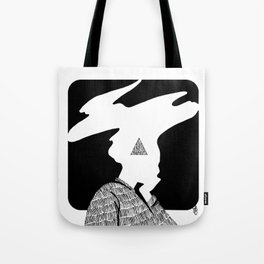 Out 15 Tote Bag