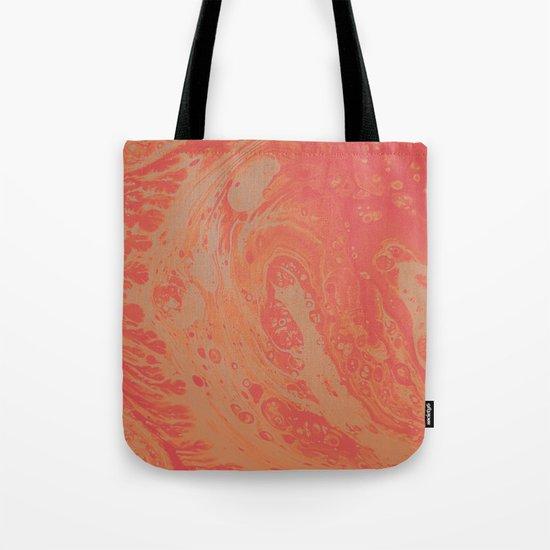 Orange Dream Tote Bag