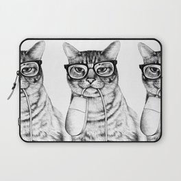 Mac Cat Laptop Sleeve