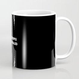By His Stripes - Isaiah 53:5 Coffee Mug