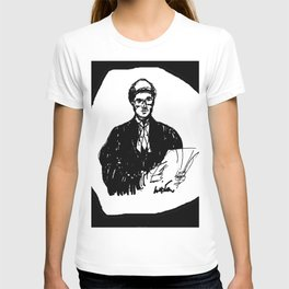 Barrister for the Defence            by Kay Lipton T-shirt
